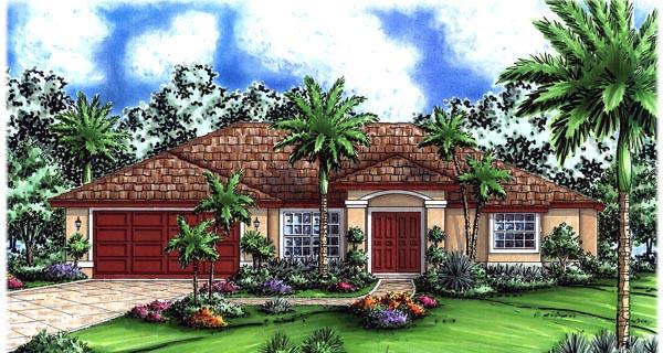 House Plan 60750