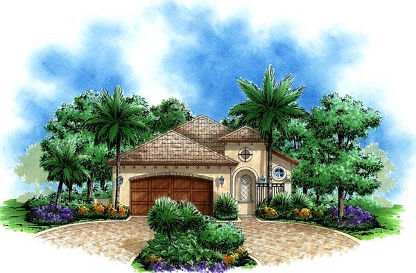 House Plan 60751