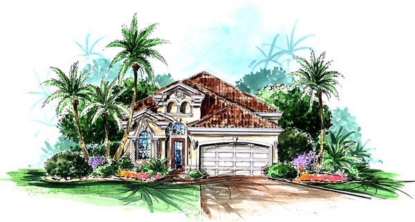 House Plan 60752