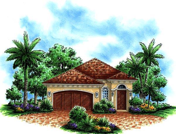 House Plan 60753