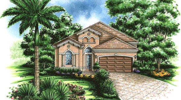 House Plan 60754