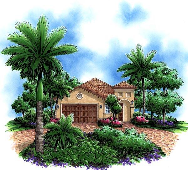 House Plan 60755