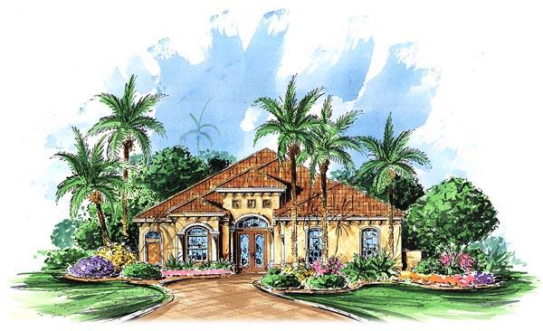 House Plan 60756