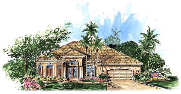 House Plan 60757