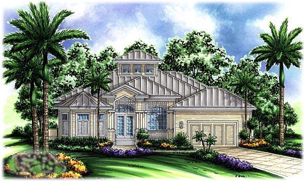 House Plan 60758