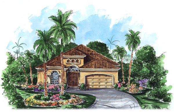 House Plan 60760