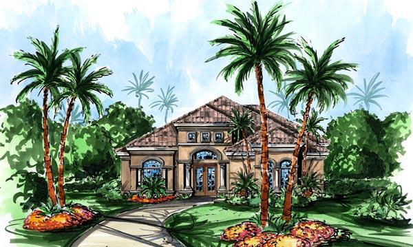 House Plan 60761