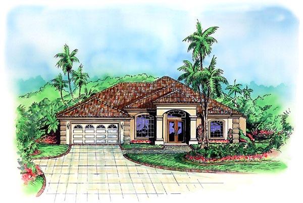 House Plan 60773