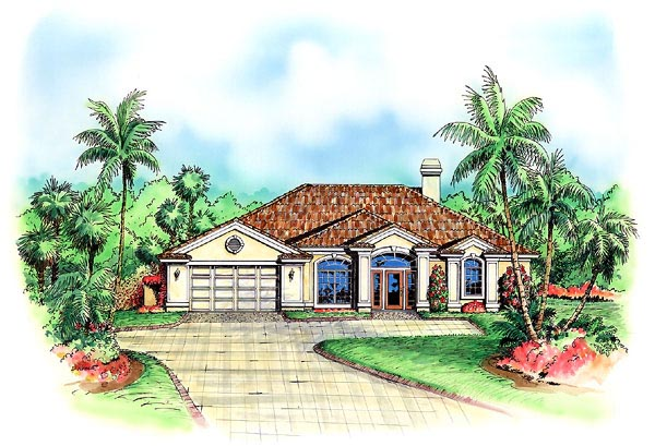 House Plan 60775