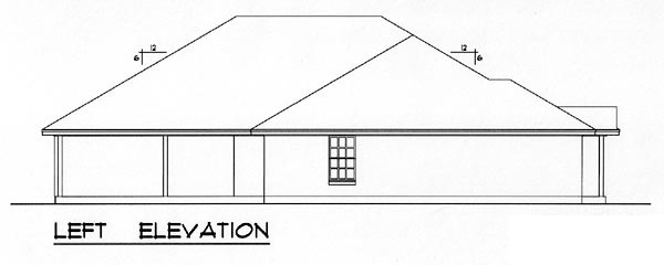 Country, Narrow Lot, Ranch, Traditional Multi-Family Plan 60816 with 4 Beds, 4 Baths, 4 Car Garage Picture 1