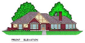 Plan Number 60830 - 2625 Square Feet