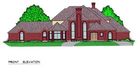 Plan Number 60831 - 5034 Square Feet
