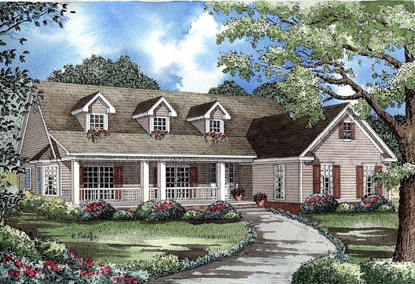 House Plan 61222