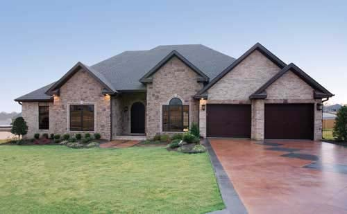 Traditional House Plan 61271 with 4 Beds, 3 Baths, 2 Car Garage Picture 4