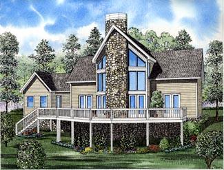 House Plan 61290
