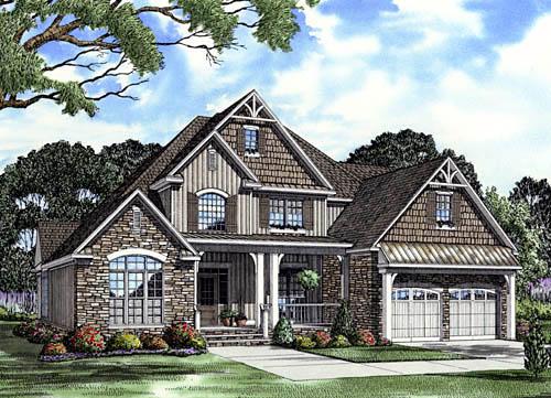 House Plan 61333