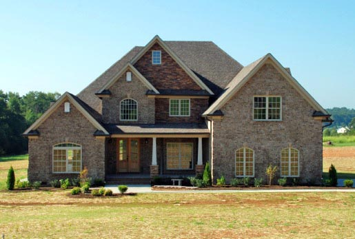 Craftsman, Traditional House Plan 61333 with 3 Beds, 3 Baths, 2 Car Garage Picture 11