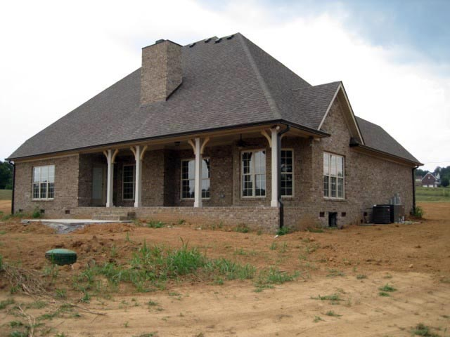Craftsman, Traditional House Plan 61333 with 3 Beds, 3 Baths, 2 Car Garage Picture 7