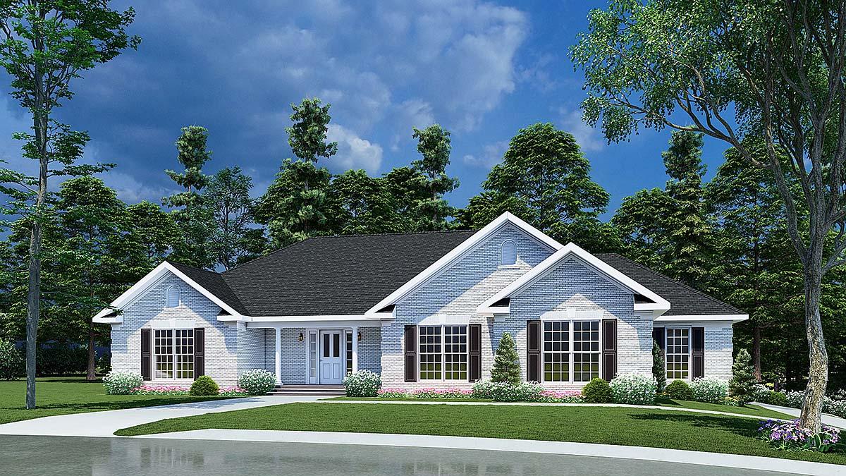 House Plan 61351