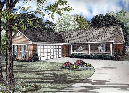 House Plan 61385