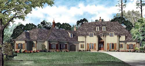 House Plan 61399
