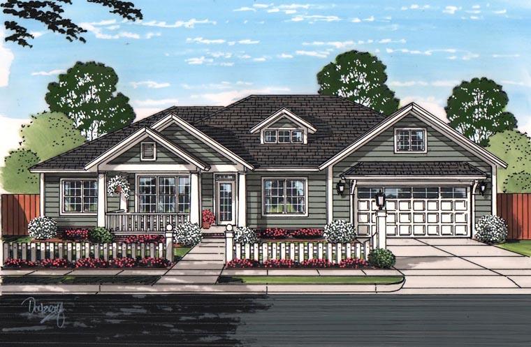 House Plan 61459