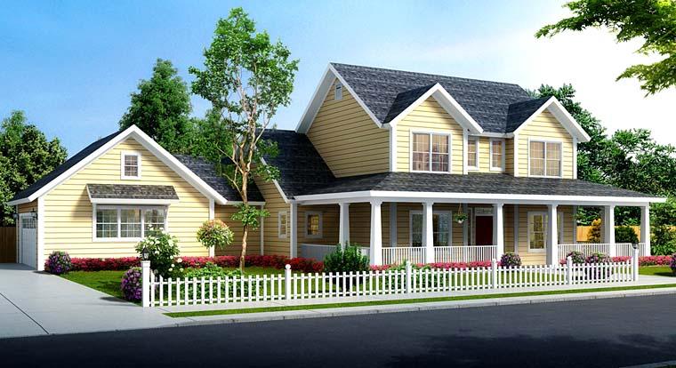 House Plan 61480