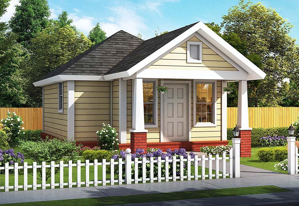 House Plan 61482