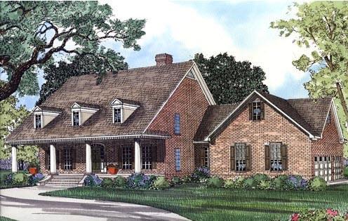 House Plan 62045