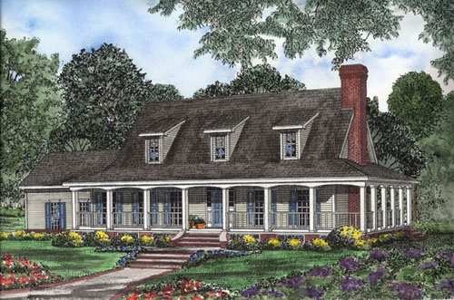 House Plan 62094