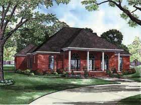 House Plan 62195