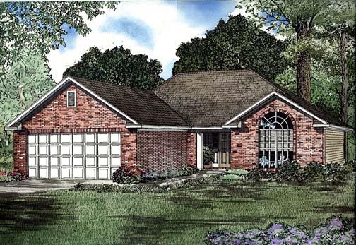 House Plan 62270