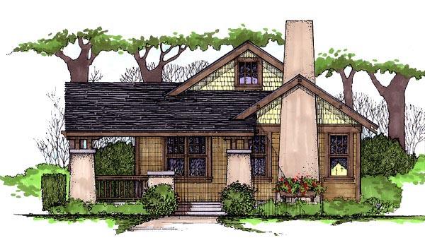 House Plan 62401