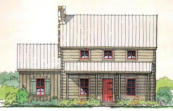 House Plan 62402