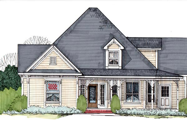 House Plan 62405