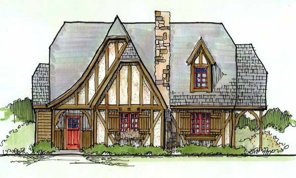 House Plan 62407