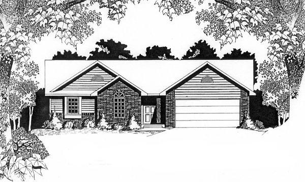 House Plan 62523