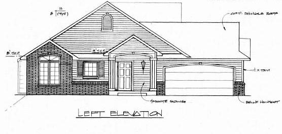 One-Story, Traditional Multi-Family Plan 62603 with 4 Beds, 4 Baths, 4 Car Garage Picture 1