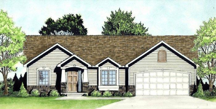House Plan 62633