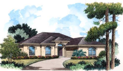 House Plan 63341