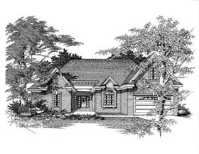 Plan Number 63704 - 2350 Square Feet