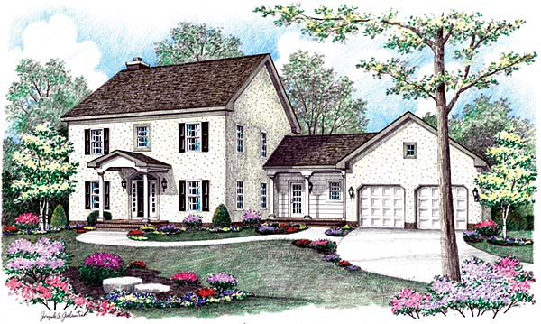 House Plan 64400