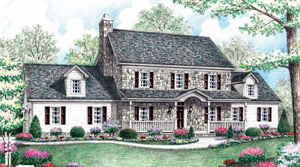 House Plan 64404