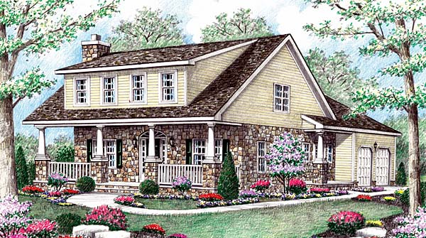 House Plan 64405