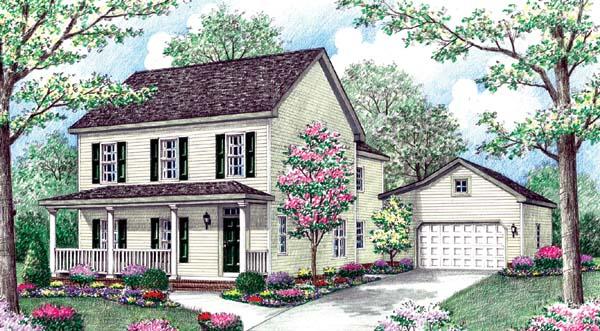 House Plan 64406