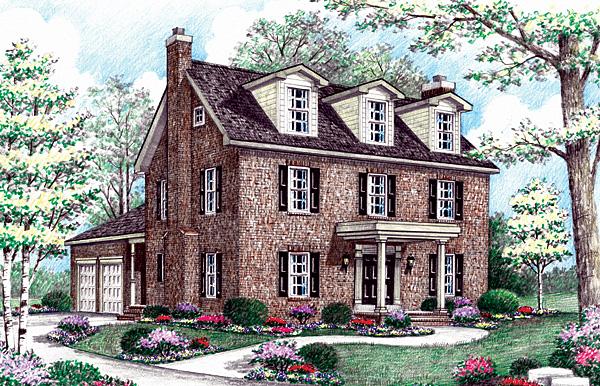 House Plan 64407