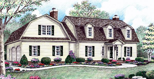 House Plan 64408