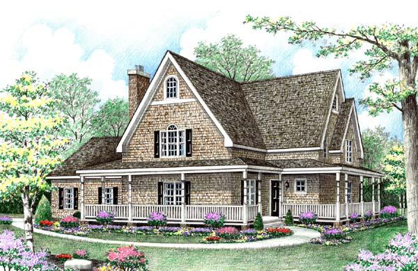 House Plan 64409