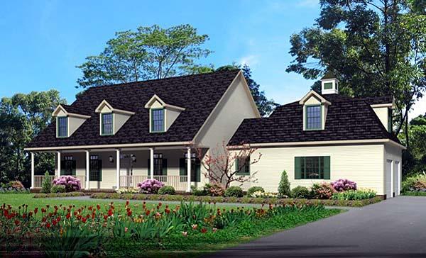 House Plan 64411
