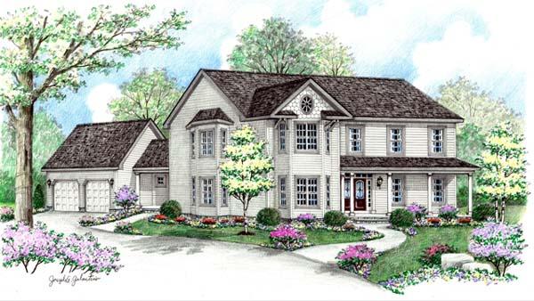 House Plan 64417